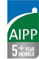Hondon Villas are a 5 year member of the AIPP (Association of International Property Professionals)