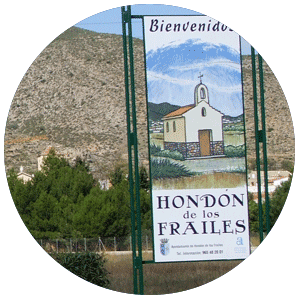 Welcome to Hondon de los Frailes