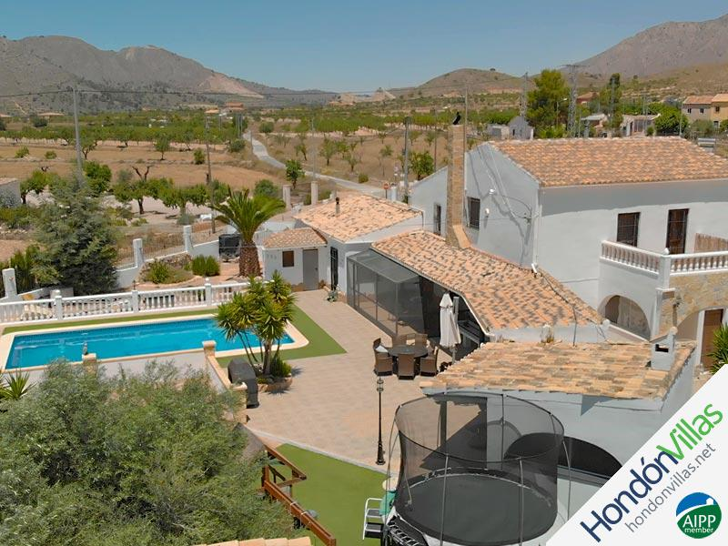 ID# 519D ©2021 Property and Villas for Sale in Hondon