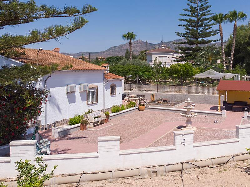 Property number 125V : Copyright Hondon Villas