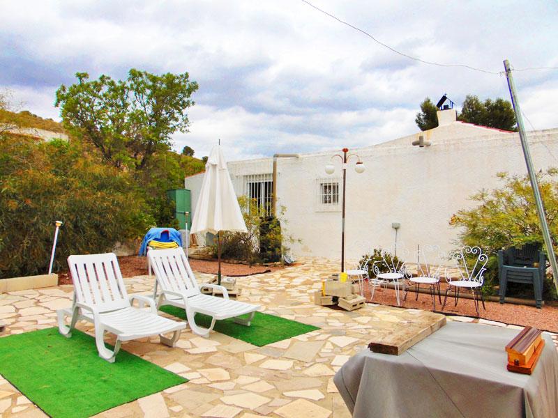 Hondon de las Nieves Property ID 2206