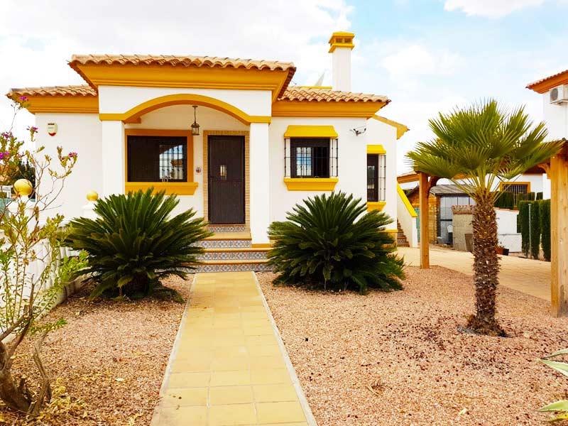 Hondon de las Nieves Property ID 2344