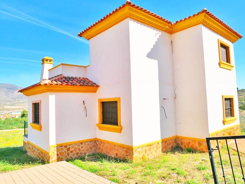 Hondon de las Nieves Property ID 2345