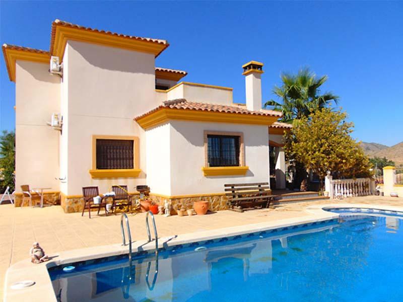 Hondon de las Nieves Property ID 2204