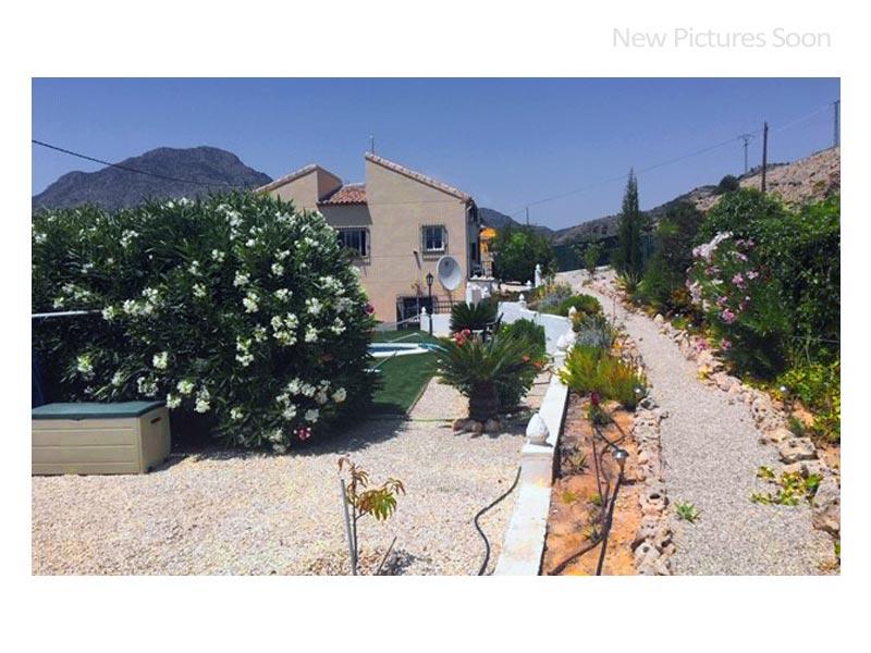 Property number 944H : Copyright Hondon Villas
