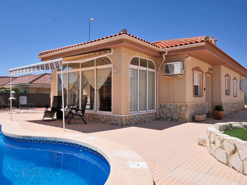 Hondon de las Nieves Property ID 2473